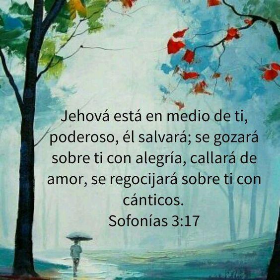 Sofonías 3 17 Promesa de PROTECCION