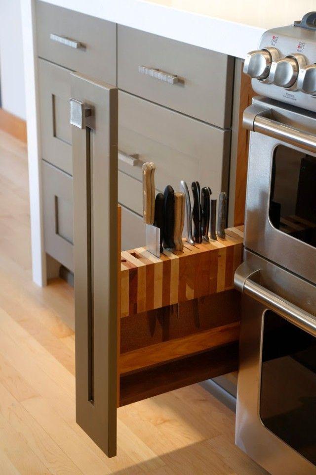 10 Smart Hidden Storage-Lösungen, die Sie wünschen, dass Sie zu Hause waren