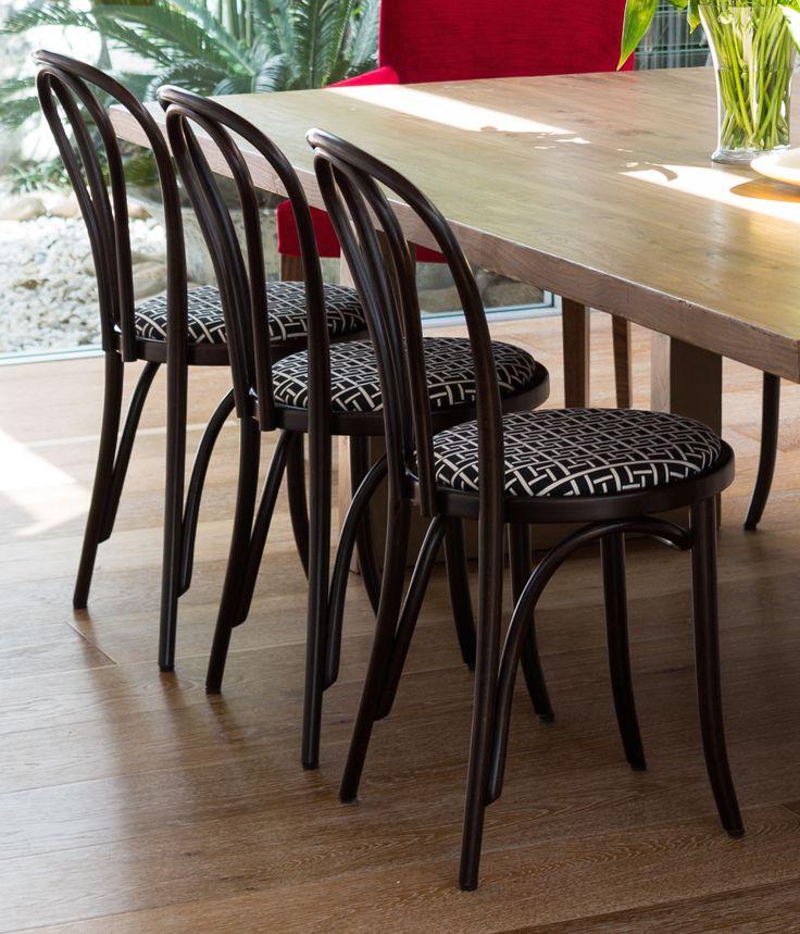 Thonet No 18 chairs