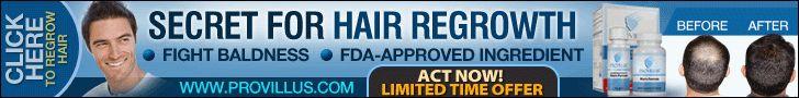 Treatment for hair loss across the globe
