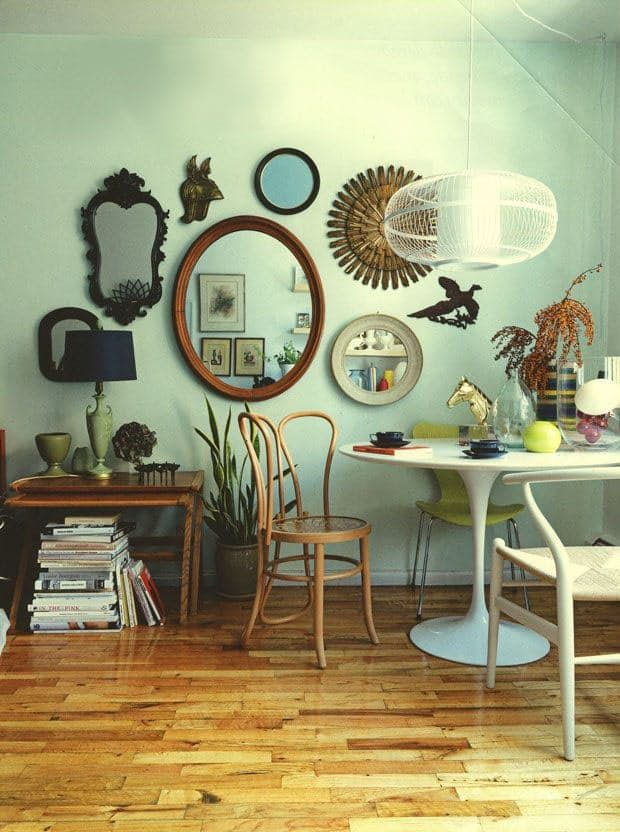 The Cheap Thrift Store Find That'll Solve Your Blank Wall Woes