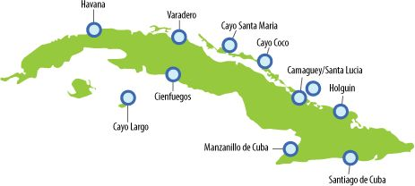 All inclusive Vacations to Cuba - Last minute cheap sell off Cuba travel and vacation package deals