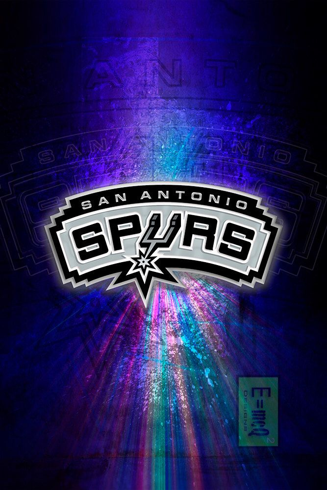 A personal favorite from my Etsy shop https://www.etsy.com/listing/262552942/san-antonio-spurs-poster-san-antonio