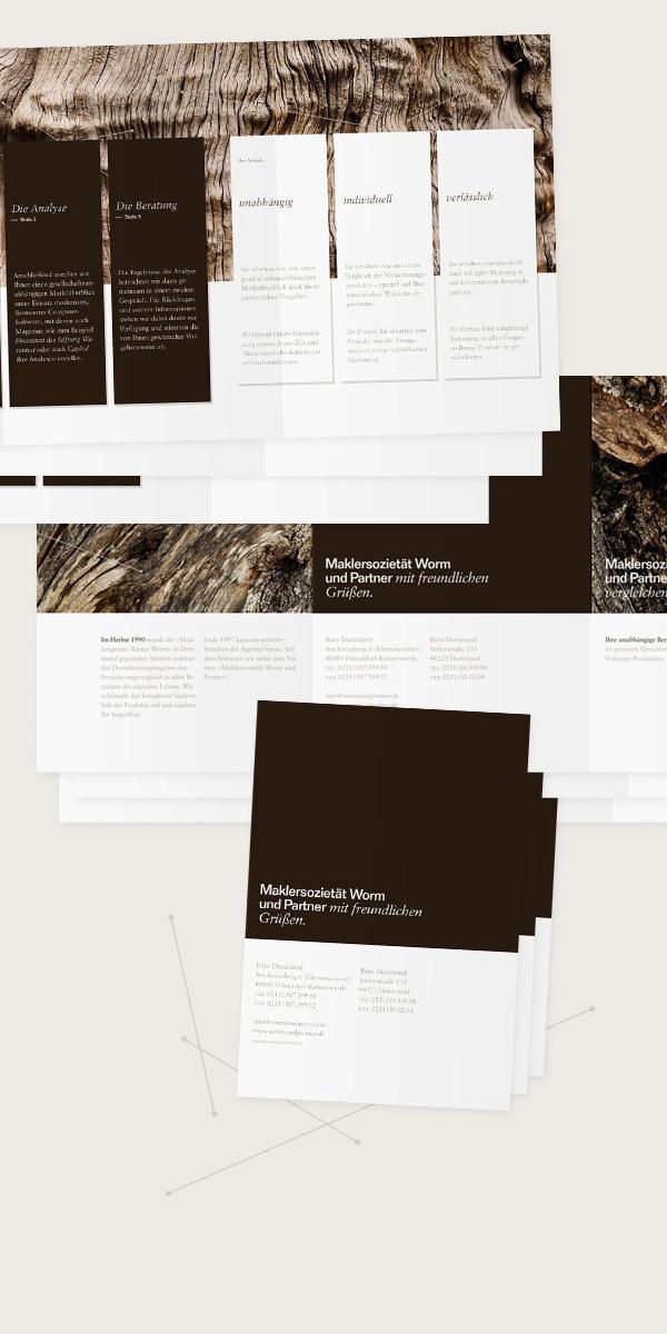Print: Und Partners, Graphics Design, Worms Und, Raffael Stüken