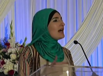 "It looks like Muslim activist Linda Sarsour is at it again. The fiery young headscarf-wearing woman who became known for co-chairing the 2017 Women's March on Washington gave yet another speech in which she said something entirely offensive and inappropriate; in this case, she called for a ""jihad"" a"