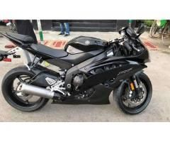 Yamaha R6 2011 for sale in god amount