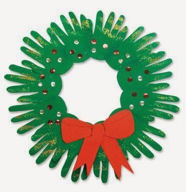 Δραστηριότητες, παιδαγωγικό και εποπτικό υλικό για το Νηπιαγωγείο: Χριστουγεννιάτικες Κατασκευές στο Νηπιαγωγείο (μέρος όγδοο): 35 χρήσιμες συνδέσεις με χριστουγεννιάτικα στεφάνια