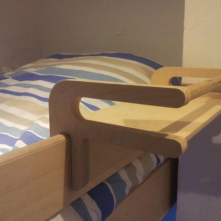 Hook On Bunk Bed Shelf