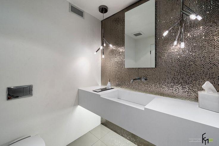 60 inovatii de design de baie modernă în fotografie