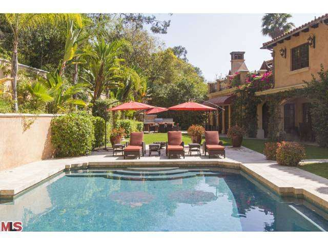 Sofia Vergara's House in Beverly Hills