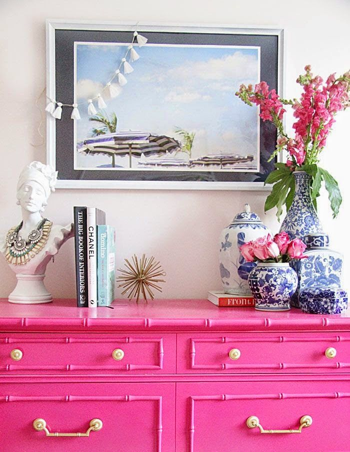 South Shore Decorating Blog Preppy Passion Navy Blue and