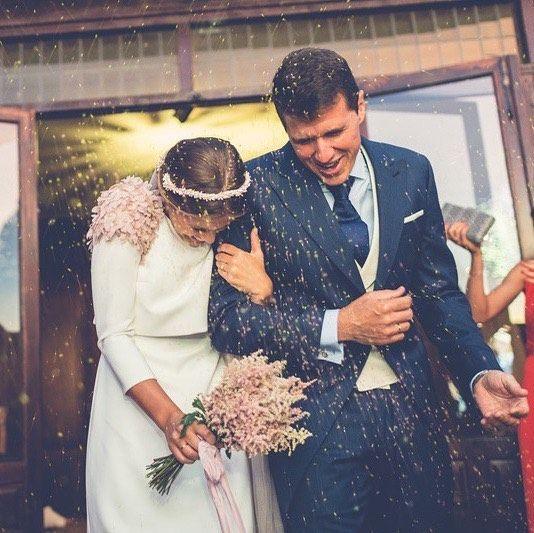 Silk ribbon for a wedding bouquet #silkribbon #weddingbouquet #bride #weddingbouquetribbon #handdyedsilkribbon