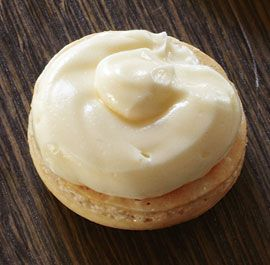 Vanilla Buttercream recipe:  I made this and substituted (double) orange extract in place of the vanilla. Awesome!