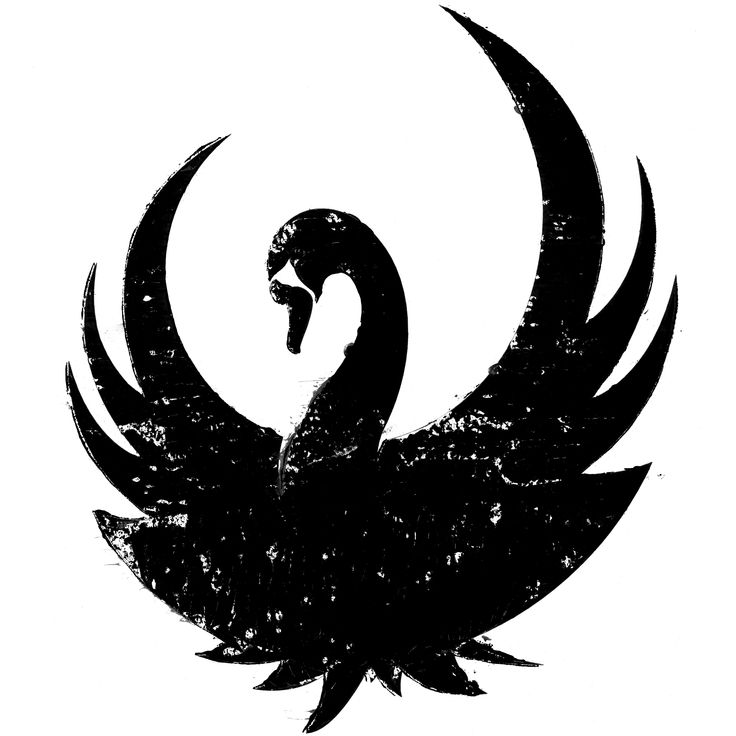 The swan triad. 25  unique Black swan tattoo ideas on Pinterest   Repeating