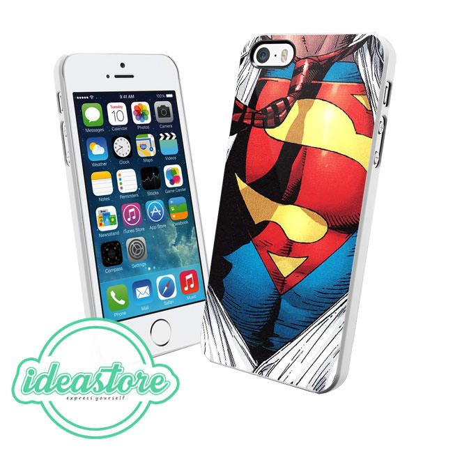 Superman Clark Kent Pop Art Design for iPhone 4, 4S, 5, 5C, 5S, iPod Touch 5, And Samsung Galaxy S3, S4, S5, Note 3 Case