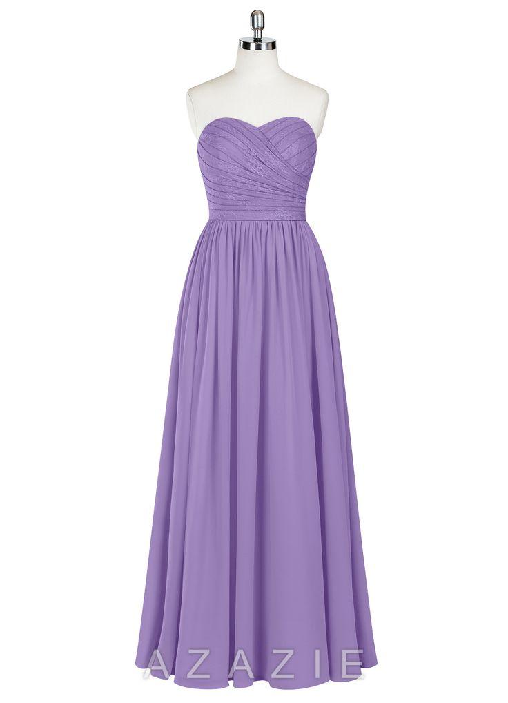 Azazie Lilou Bridesmaid Dress   Azazie