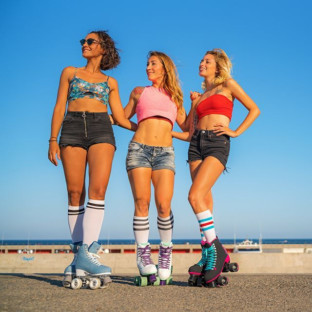 We're dreaming of the Spring time.... all of our Melrose Lifestyle models (as shown) are available now to get you prepared! ☀️💕 To see the complete collection  visit the link in our bio above 🔝 and contact your favourite @chaya_skates retailer for availability #itstime . #chaya #chayaskates #chayalifestyle #chayapark #chayadance #powerslide #quadskating #quads #rollerskating #parkskating #rollerskates #chicksinbowls I'm #lifestyle #skate #skatelife #RollerskateEverywhere #patines…
