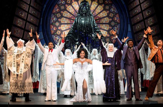 'Sister Act the Musical' raises the roof with soul, spirit at the Saenger | NOLA.com