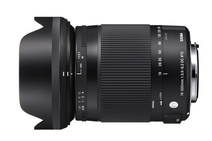 Sigma 18 300 F35 63 Dc Macro Os Hsm C Objectif Pour Canon Eos Neuf Eos Stuff To Buy Category