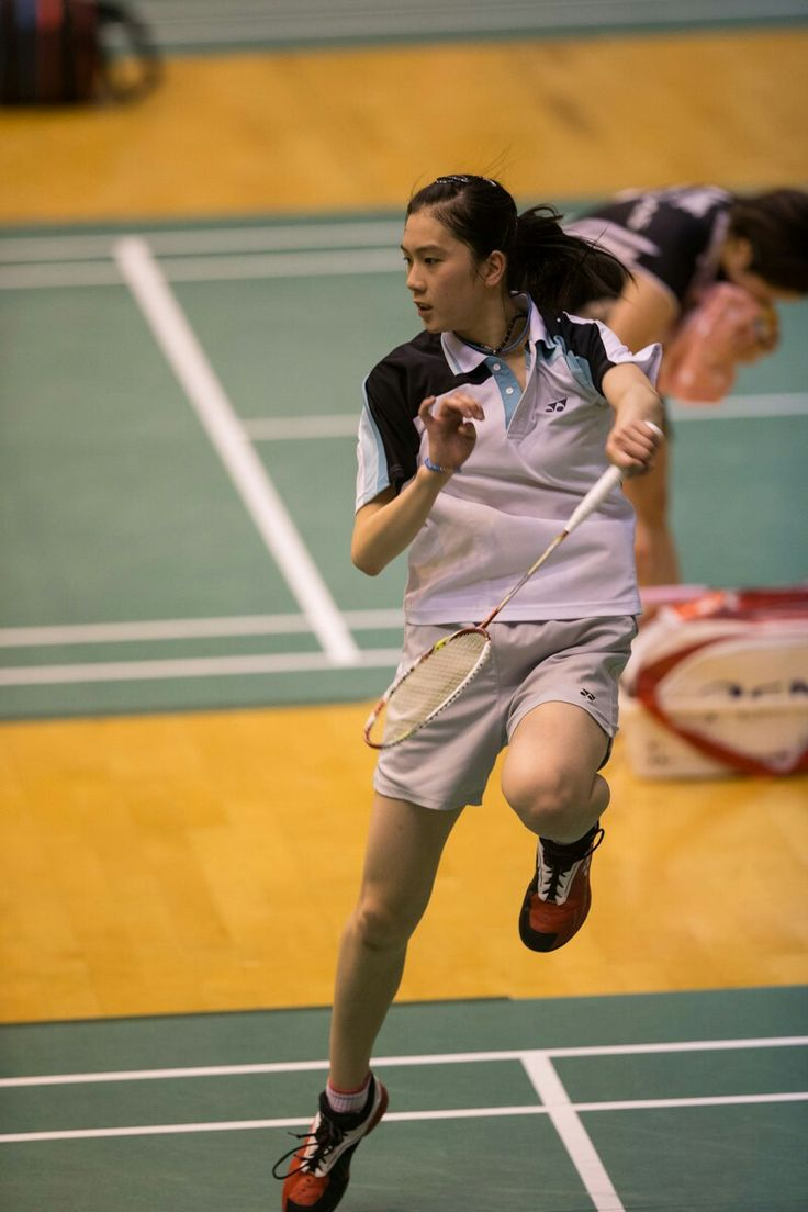 Aya Ohori badminton Badminton Cards Pinterest
