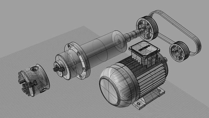 cnc vertical mill build log ( pics ) - Page 4