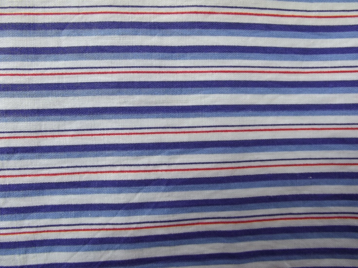 13 Best Images About Vintage Striped Fabric On Pinterest