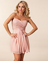 Elida Bodycon Dress - TFNC - Pink - Party dresses - Clothing - NELLY.COM Fashion on the net