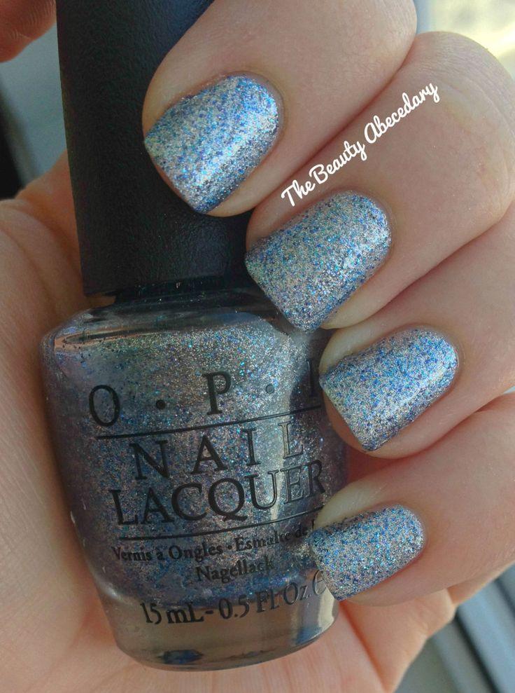 OPI Shine for me Fifty shades of grey shade swatch #OPI #50shadesofGrey #nailpolish