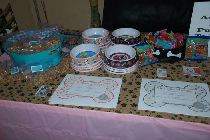 Cake Decorating Dollar Store : Puppy party (dollar store) Pinterest with a flair of ...