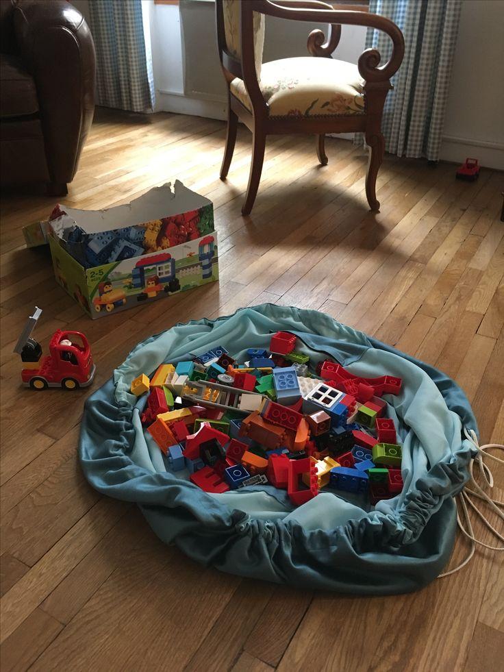 Le sac à LEGO