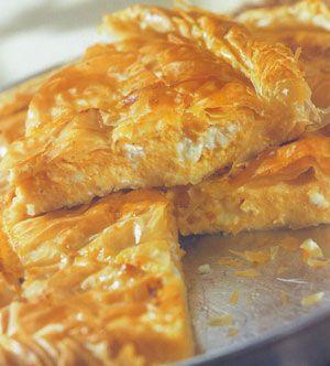 Kolokithopita = pumpkin pie Photo from: http://www.eliasmamalakis.gr