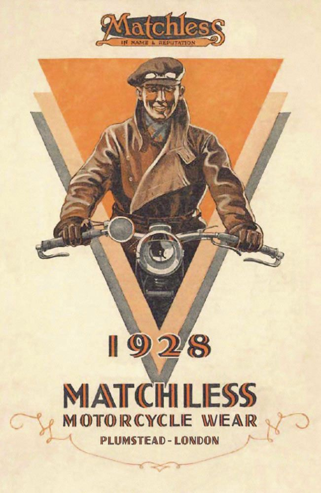Motorbike - Matchless London