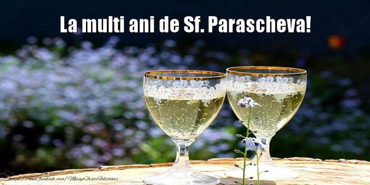 La multi ani de Sf. Parascheva!