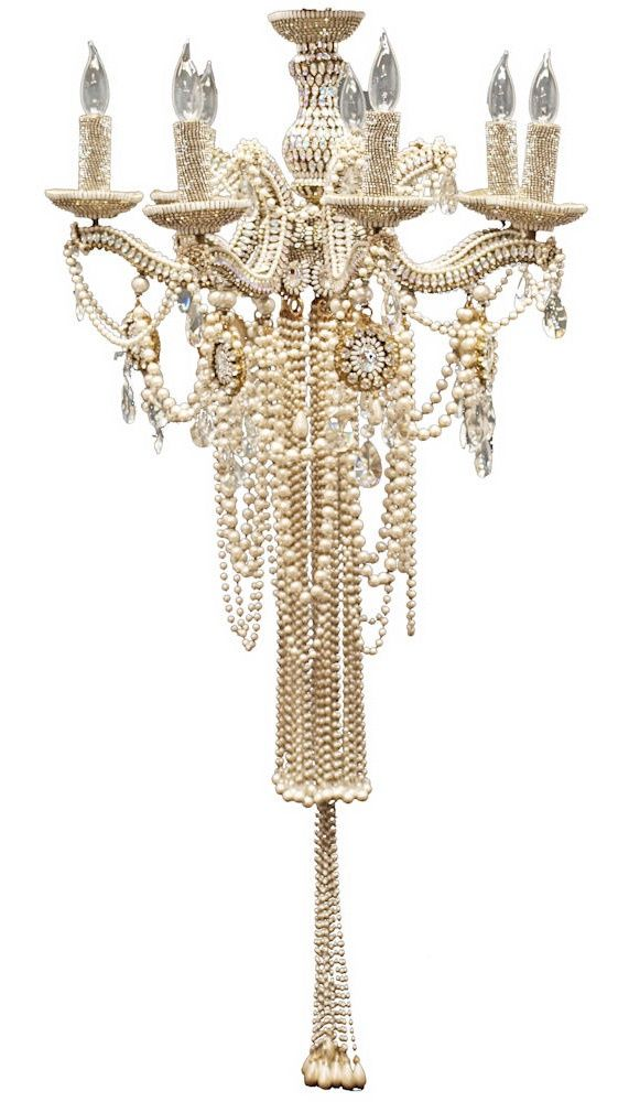 Glam Chandelier......to die for gorgeous!