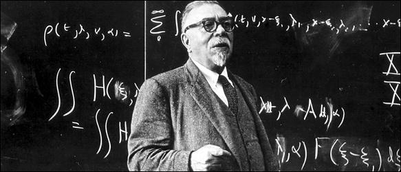 Norbert Wiener (1894-1964)