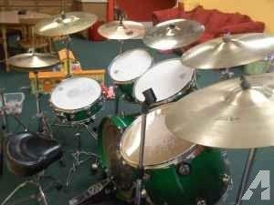 DW Drums - $2000 (Cherryville)