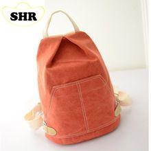 Корейский стиль холст небольшой мини рюкзак для женщин, Школьные сумки для подростков девочек, Женская bagpack рюкзак mochilas(China (Mainland))