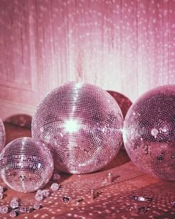 Disco time.