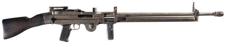 U.S. World War I Production Savage Arms Lewis Machine Gun, BATFE Registered Deactivated War Trophy (DEWAT)