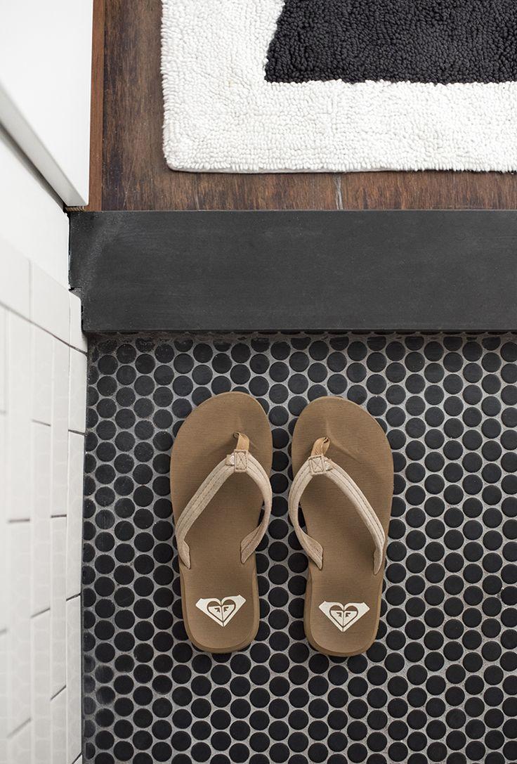 Penny Tile Floors Ideas Onpennies Floor
