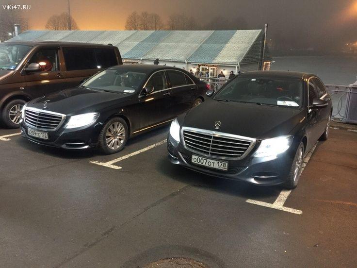 Аренда Mercedes S-Class W222 в Санкт-Петербурге СПб