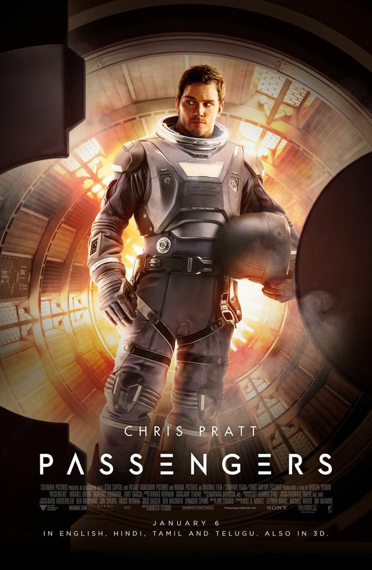Return to the main poster page for Passengers (#7 of 7)