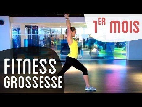 Vous êtes enceinte et vous aimeriez continuer à pratiquer une activité physique ? Lucile Woodward, coach sportif, vous propose des séances de fitness adaptée...
