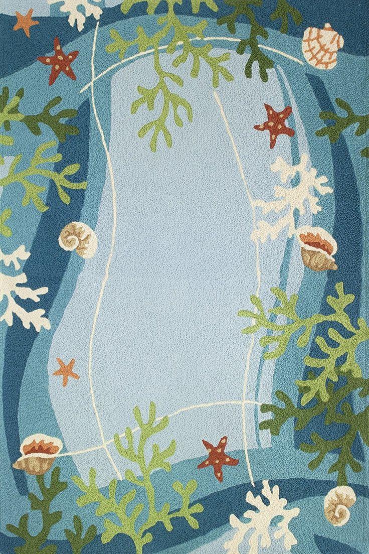 Jellybean underwater coral and starfish indooroutdoor 58