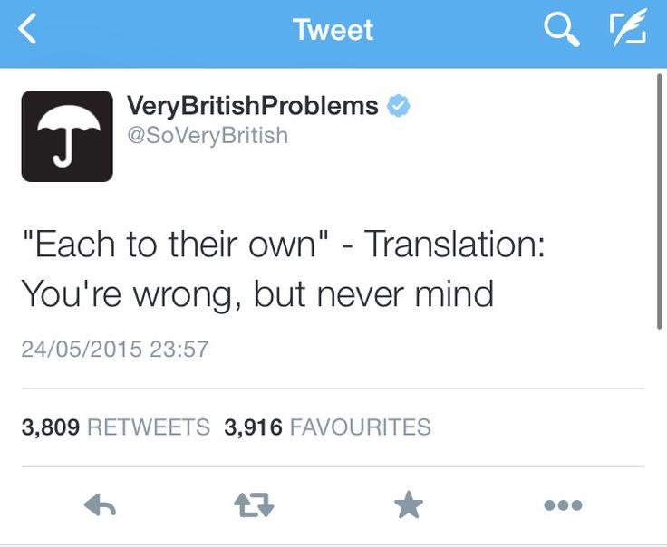 Very British Problems part 3 - Imgur