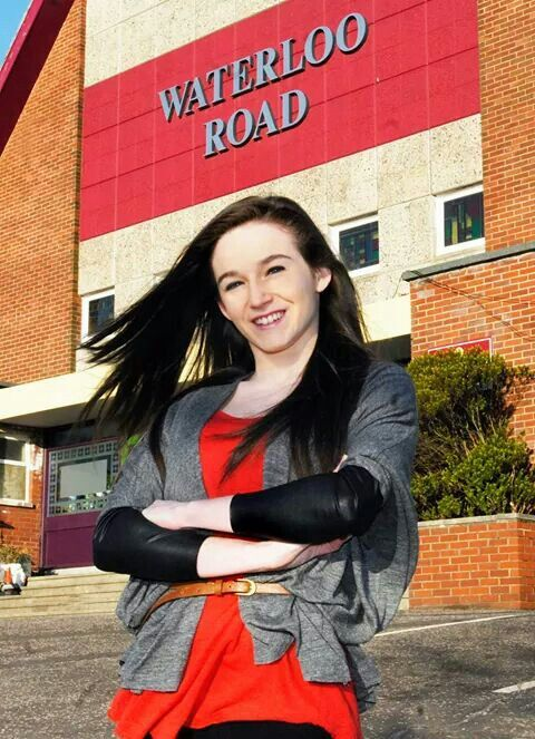 New pupil coming to waterloo road.