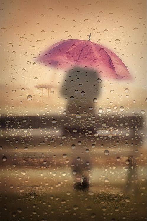 ''Yağan yağmur bir insanın dışından çok içini ıslatıyorsa eğer, Ya karanlığa karışmıştır hayalleri, Ya da bir bulutun sinesinde asılı kalmıştır umutları....''   - Kadim Dolunay