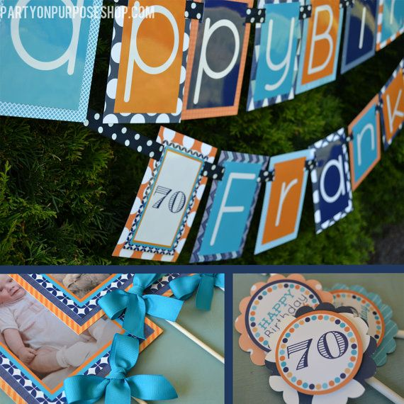 21 best images about 70 year old birthday party on for 21st birthday decoration packages