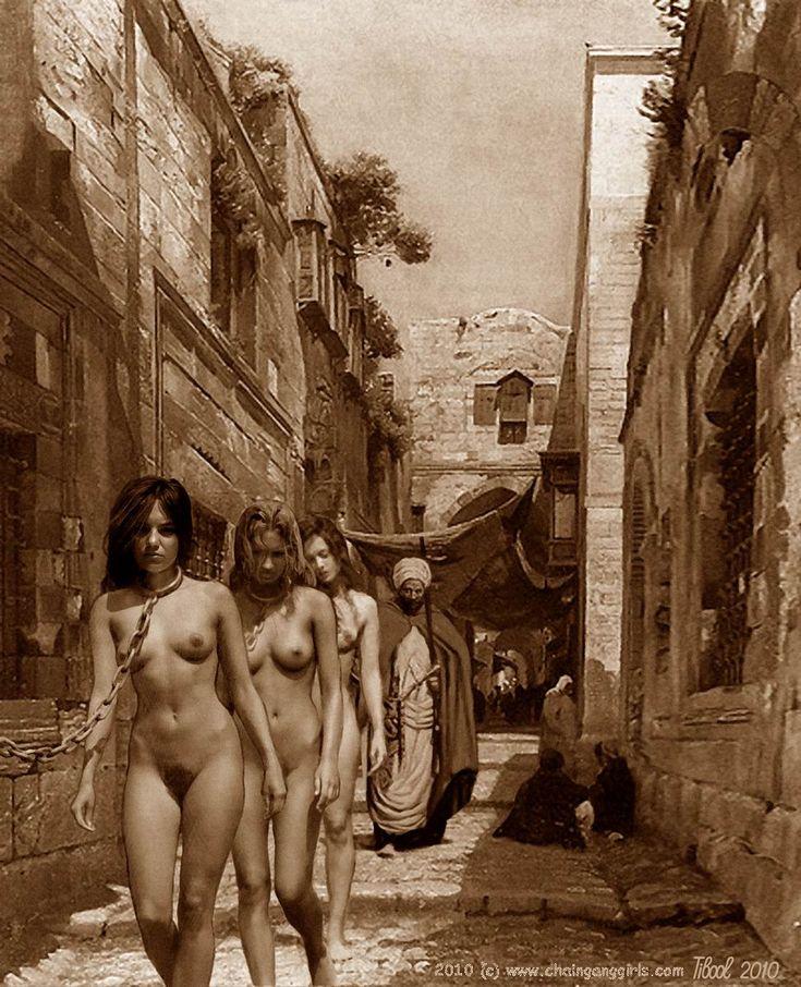 Naked Slavery 57