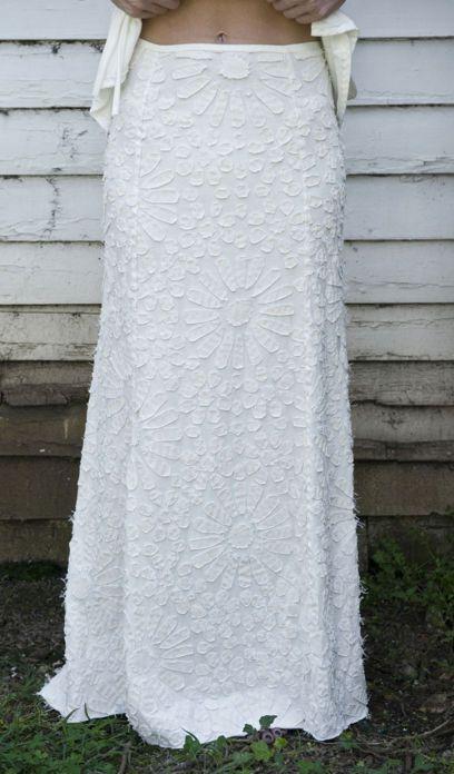 DIY Long Facets Skirt Kit